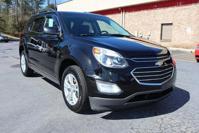 used 2017 Chevrolet Equinox car, priced at $13,267