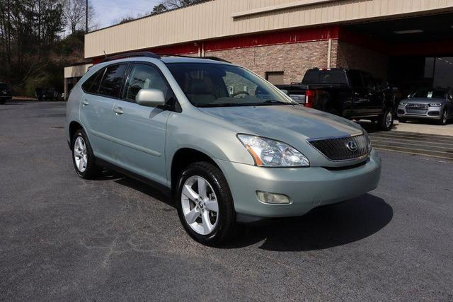 used 2007 Lexus RX 350 car, priced at $9,752