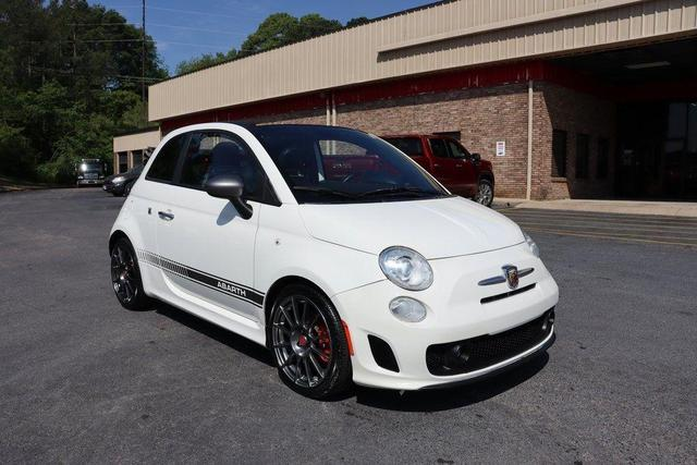 used 2013 FIAT 500C car, priced at $12,816