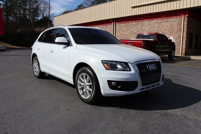 used 2012 Audi Q5 car, priced at $12,874
