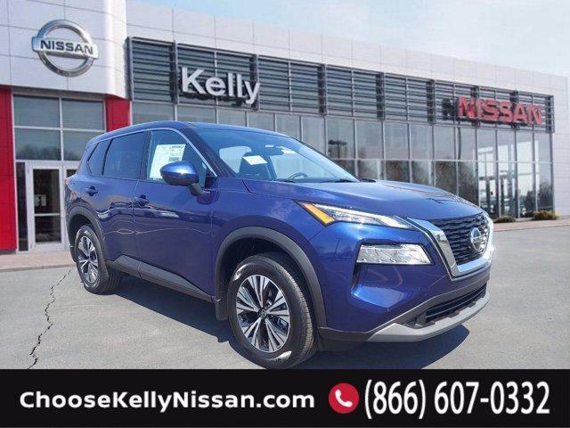 new 2021 Nissan Rogue car, priced at $28,904