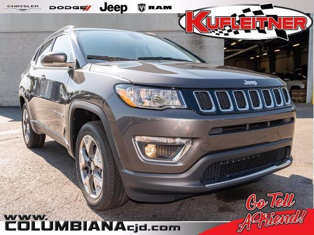 new 2020 Jeep Compass car, priced at $27,999