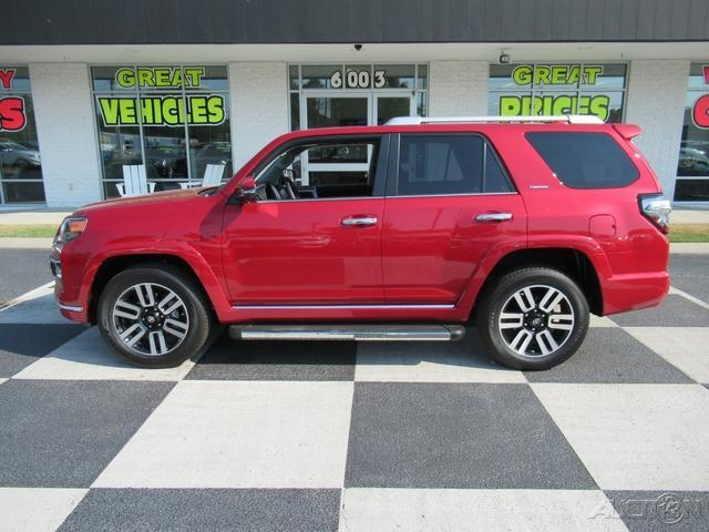 used 2021 Toyota 4Runner car, priced at $50,990