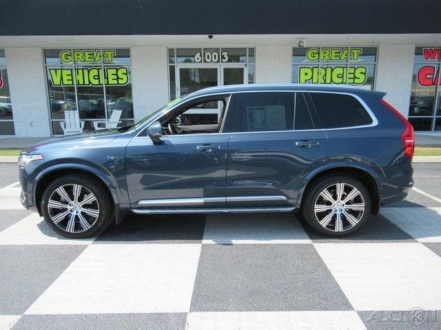 used 2021 Volvo XC90 car, priced at $61,990