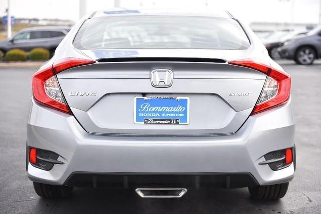 new 2021 Honda Civic car, priced at $23,805
