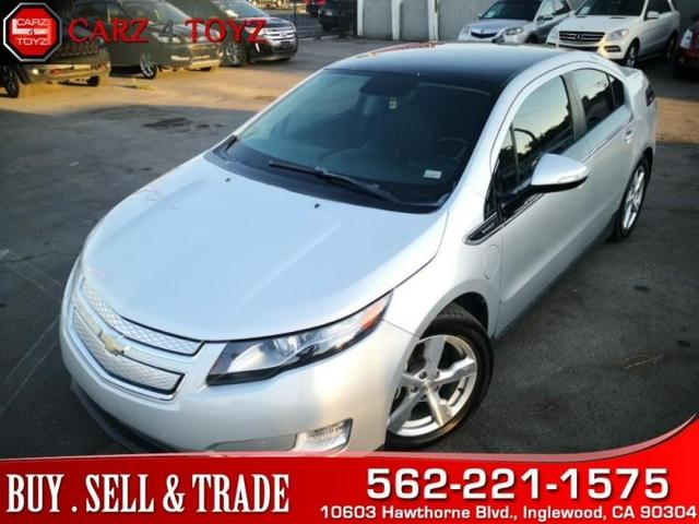 used 2011 Chevrolet Volt car, priced at $6,999