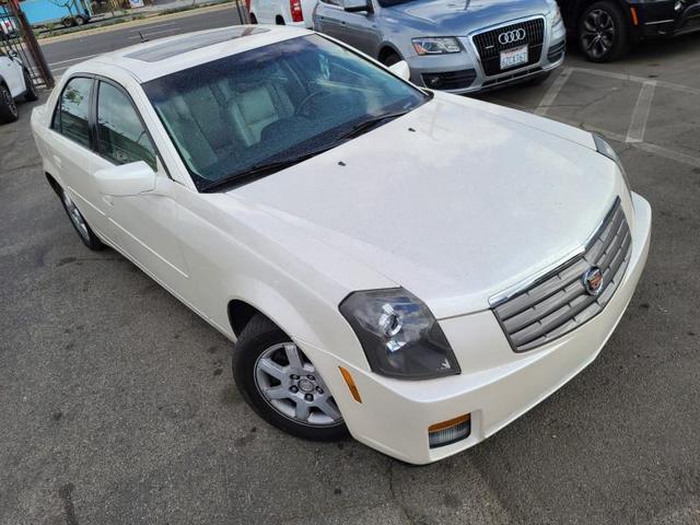 used 2005 Cadillac CTS car, priced at $6,499