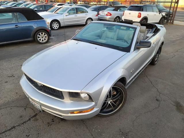 used 2009 Ford Mustang car, priced at $8,999