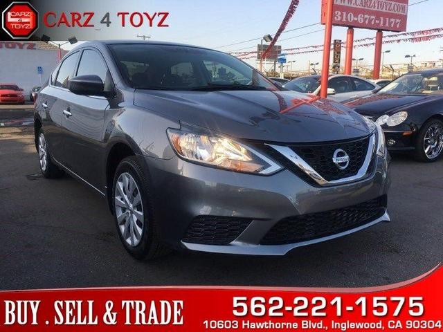 used 2016 Nissan Sentra car, priced at $11,999