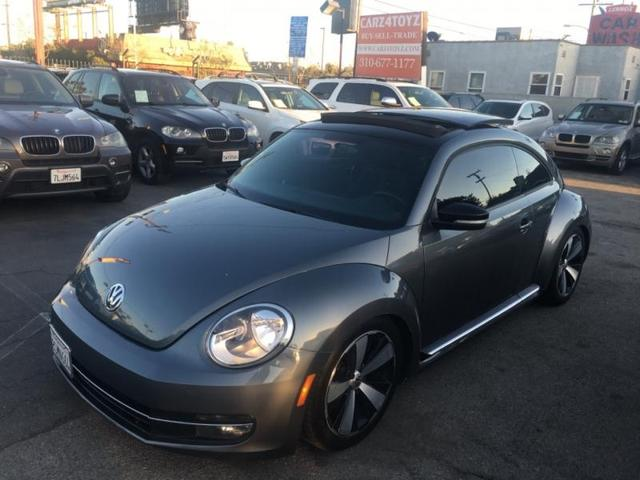 used 2012 Volkswagen Beetle car, priced at $10,999
