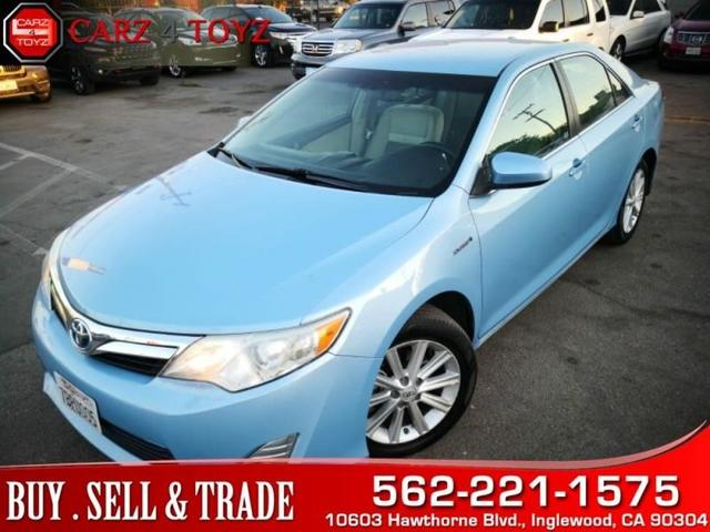 used 2012 Toyota Camry Hybrid car, priced at $8,999