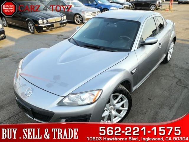 used 2010 Mazda RX-8 car, priced at $10,999