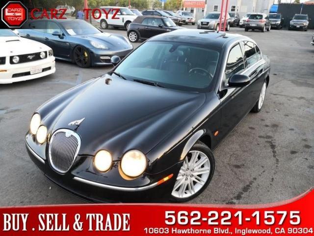 used 2005 Jaguar S-Type car, priced at $6,999
