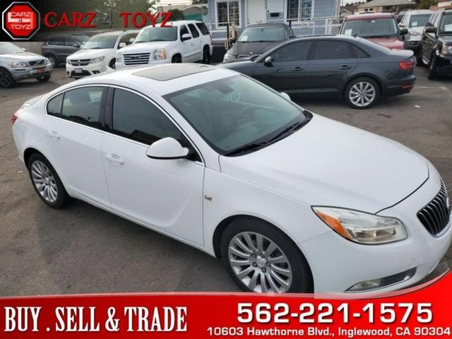 used 2011 Buick Regal car, priced at $8,999