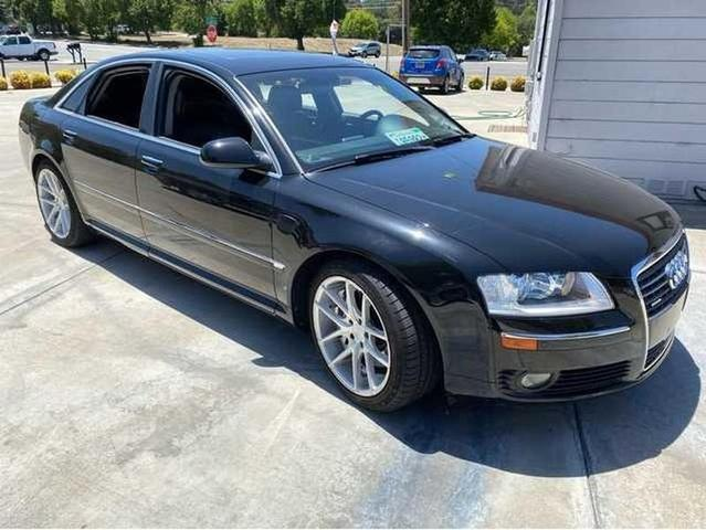 used 2007 Audi A8 car, priced at $9,999