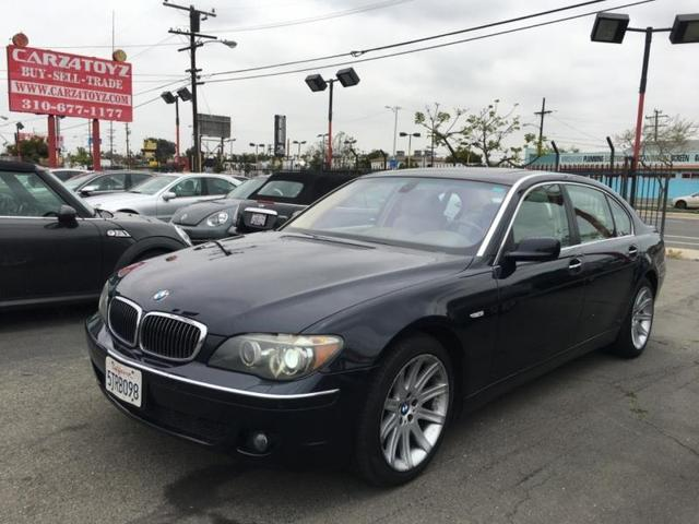 used 2006 BMW 750 car, priced at $8,999