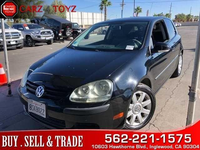 used 2009 Volkswagen Rabbit car, priced at $5,999