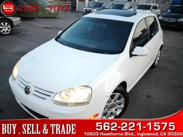 used 2008 Volkswagen Rabbit car, priced at $5,999