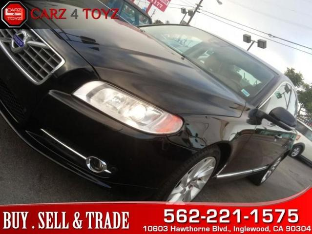 used 2013 Volvo S80 car, priced at $10,999