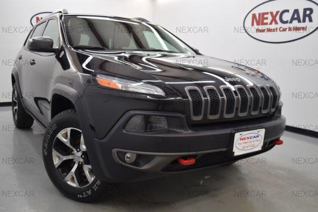 used 2014 Jeep Cherokee car, priced at $20,999