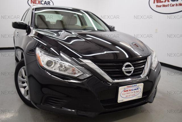 used 2017 Nissan Altima car, priced at $19,999