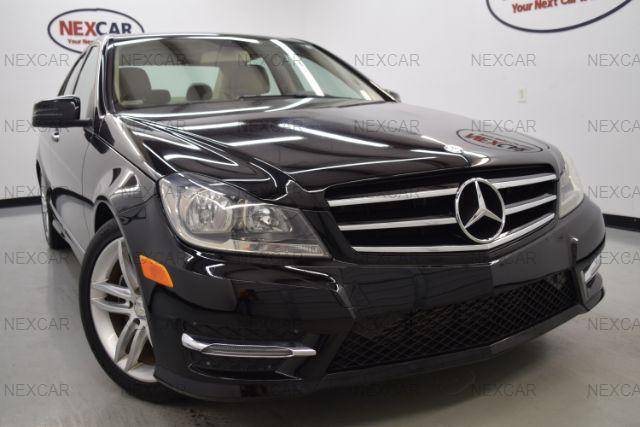 used 2014 Mercedes-Benz C-Class car, priced at $17,999