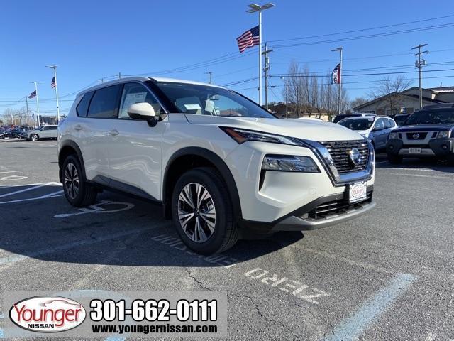 new 2021 Nissan Rogue car, priced at $29,881