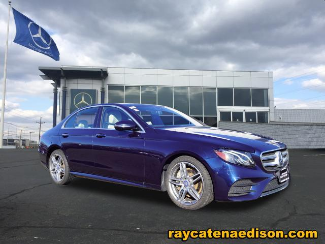 used 2017 Mercedes-Benz E-Class car, priced at $34,687