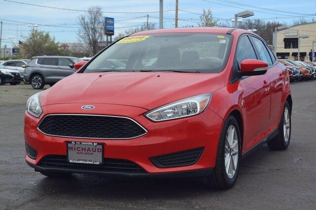 used 2016 Ford Focus car, priced at $10,997