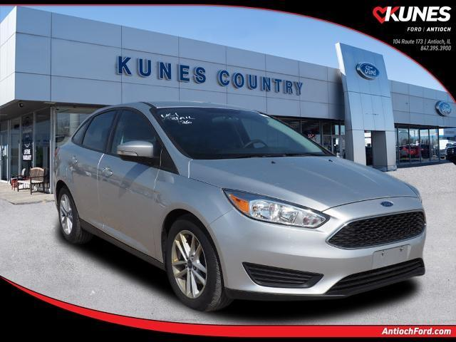 used 2017 Ford Focus car, priced at $11,800