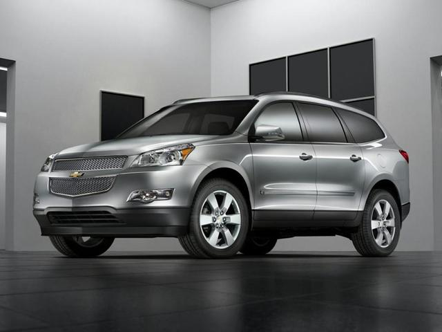 used 2010 Chevrolet Traverse car, priced at $7,950