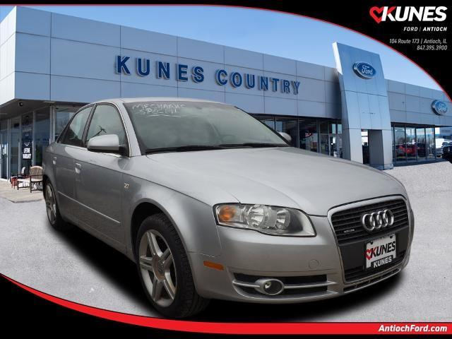 used 2006 Audi A4 car, priced at $4,900
