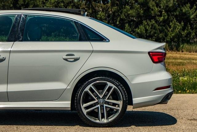 used 2018 Audi A3 car, priced at $26,839