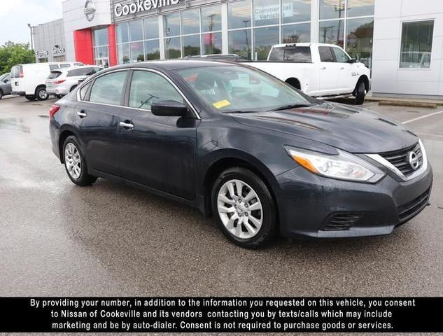 used 2016 Nissan Altima car, priced at $15,342