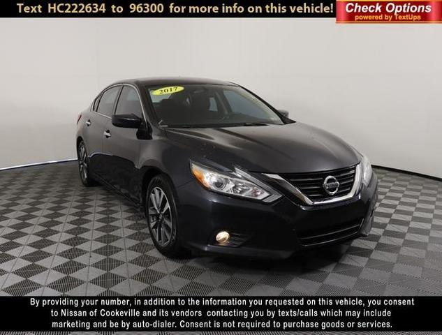 used 2017 Nissan Altima car, priced at $16,117