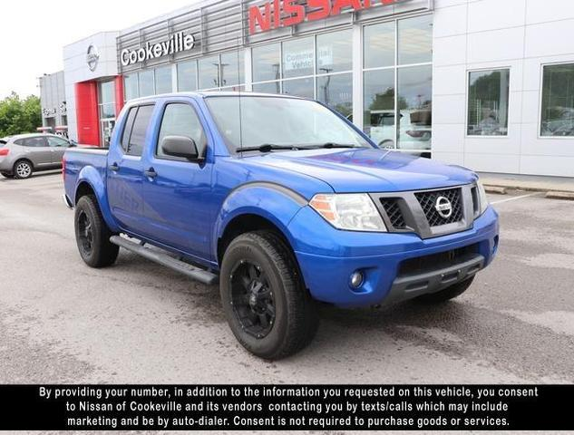 used 2012 Nissan Frontier car, priced at $15,842