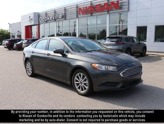 used 2017 Ford Fusion car, priced at $16,553