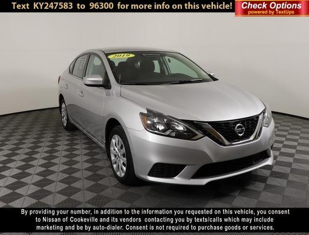 used 2019 Nissan Sentra car, priced at $17,755