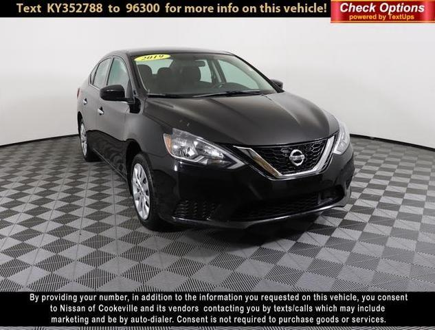 used 2019 Nissan Sentra car, priced at $18,379