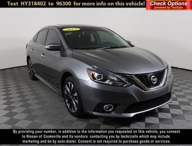 used 2017 Nissan Sentra car, priced at $14,650