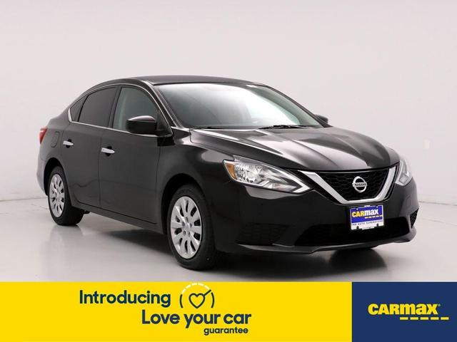 used 2017 Nissan Sentra car, priced at $15,998