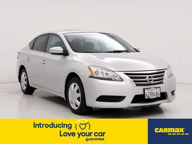 used 2013 Nissan Sentra car, priced at $13,599