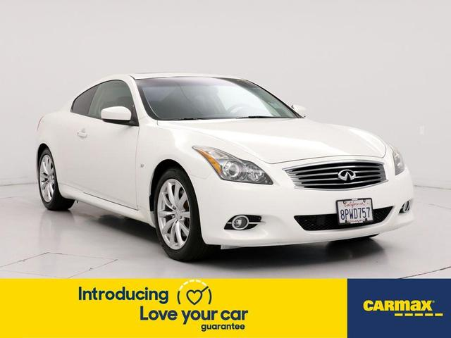 used 2014 INFINITI Q60 car, priced at $18,998