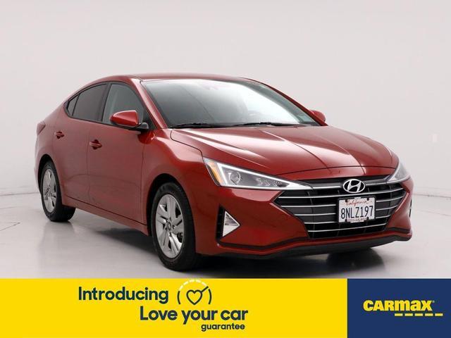 used 2020 Hyundai Elantra car, priced at $19,998