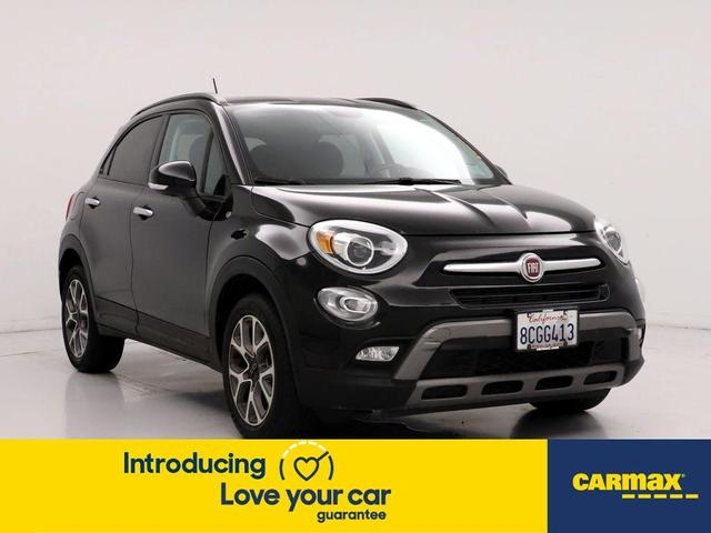 used 2017 FIAT 500X car, priced at $17,998