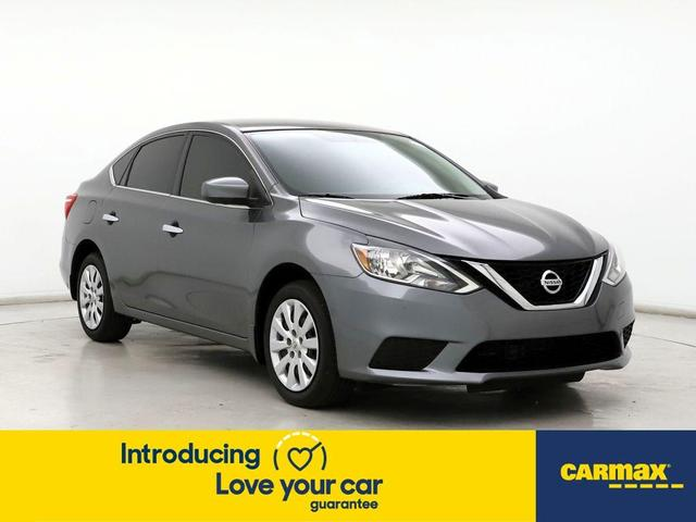 used 2019 Nissan Sentra car, priced at $17,998