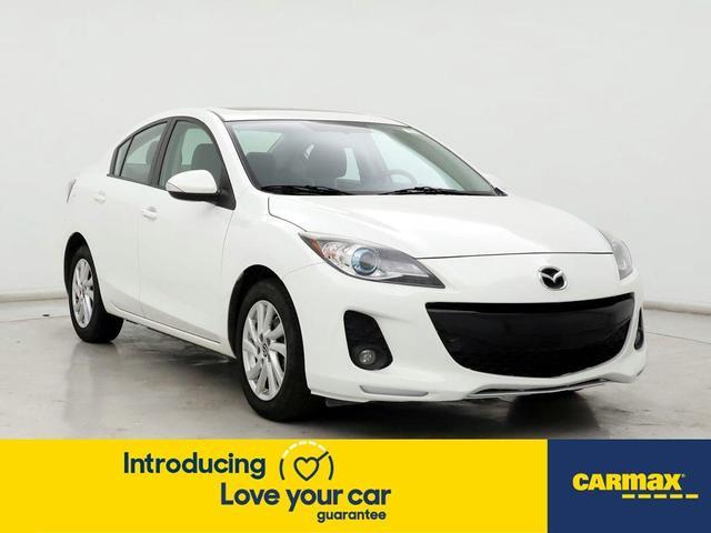 used 2013 Mazda Mazda3 car, priced at $14,998