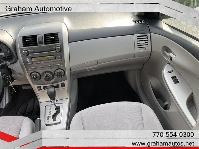 used 2011 Toyota Corolla car, priced at $8,995
