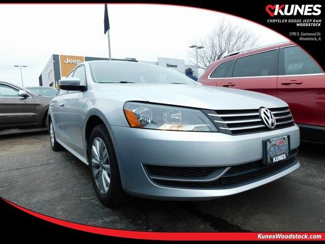used 2013 Volkswagen Passat car, priced at $11,995