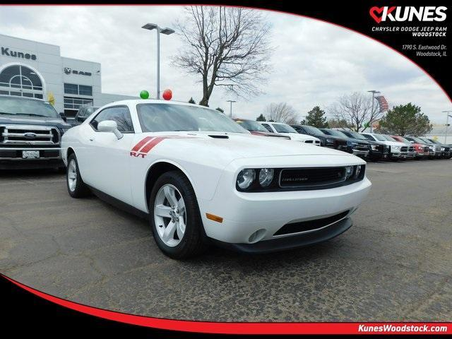 used 2011 Dodge Challenger car, priced at $21,500
